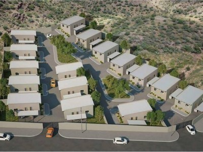 Residential-Brand-New-Houses-in-an-Estate