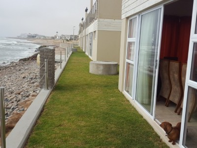Residential-ABSOLUTELY-WORTH-IT!-BEAUTIFUL-SEA-VIEW-TOWNHOUSE-FOR-SALE-IN-SWAKOPMUND,-NAMBIIA--RIGHT-ON-THE-BEACH!