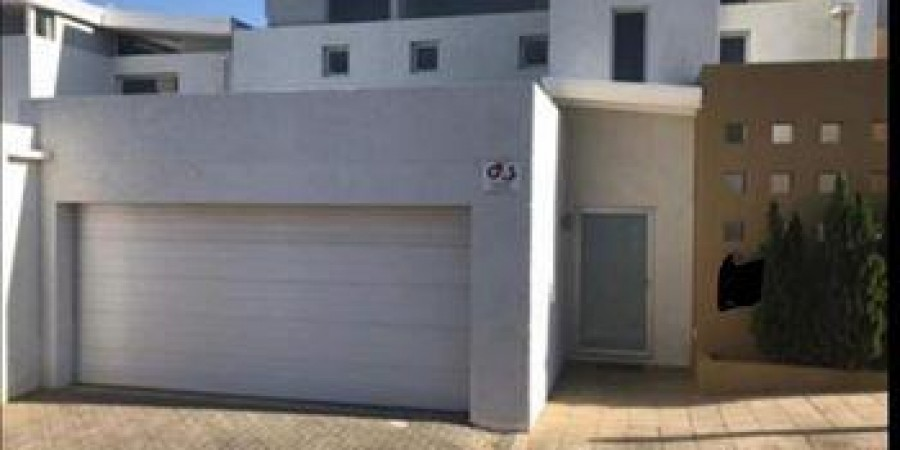 CORNER, DUPLEX TOWNHOUSE TO RENT IN KLEINE KUPPE!!! AVAILABLE 1st OCTOBER 2021!!!