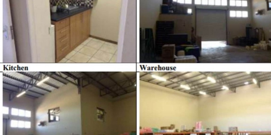 DOUBLE-STOREY FRONT OFFICE AND DOUBLE-VOLUME WAREHOUSE ...